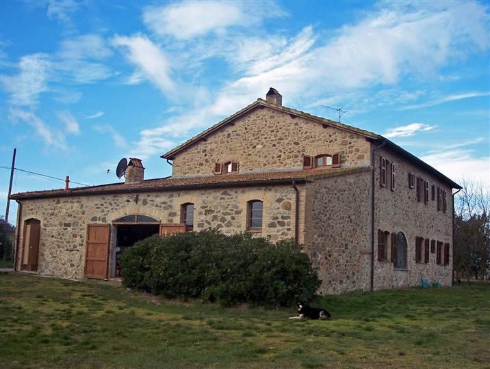 Rustico / Casale in vendita a Cinigiano, 8 locali, zona Zona: Porrona, prezzo € 400.000 | Cambio Casa.it
