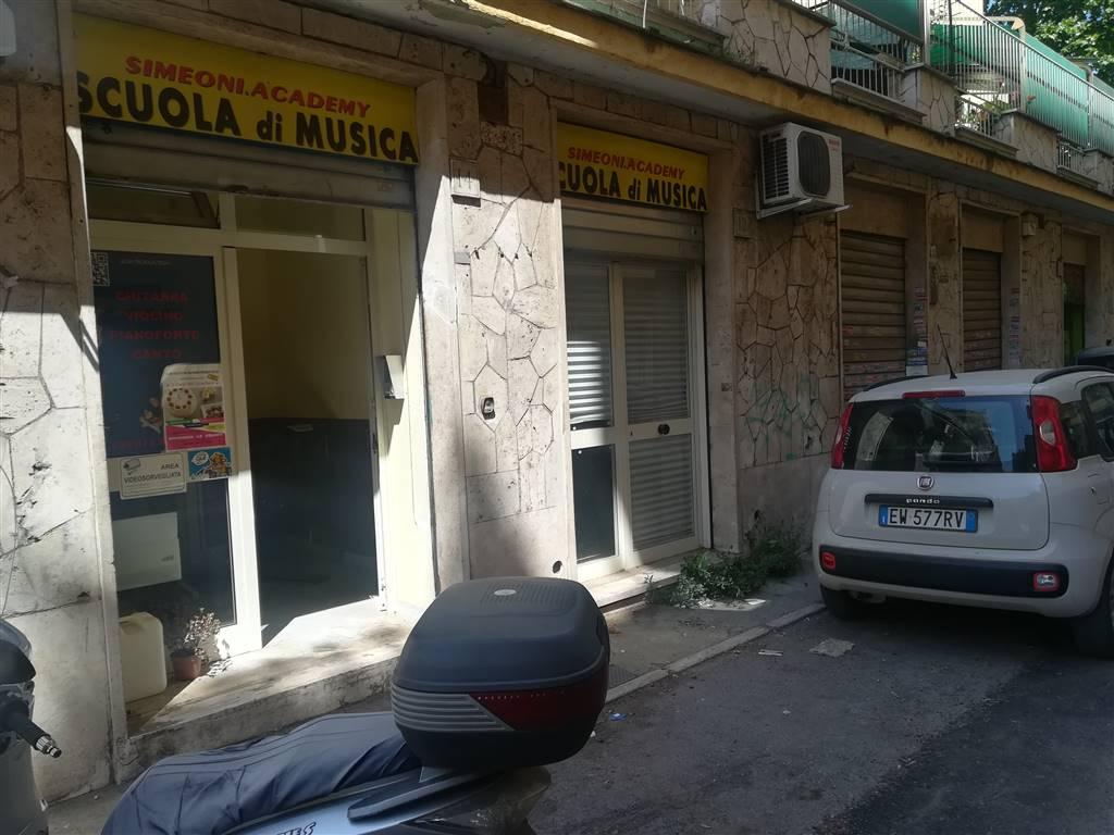 Negozio in affitto for Affitto immobili commerciali roma