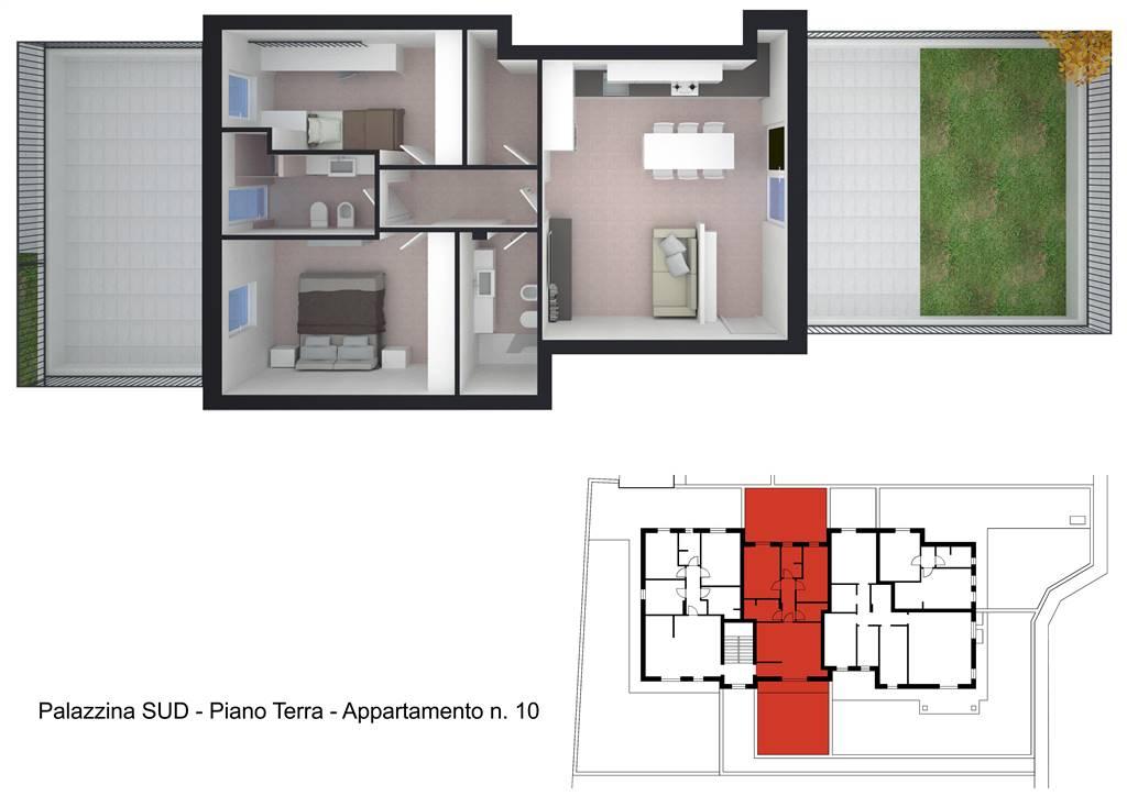 Appartamento in vendita a Belfiore