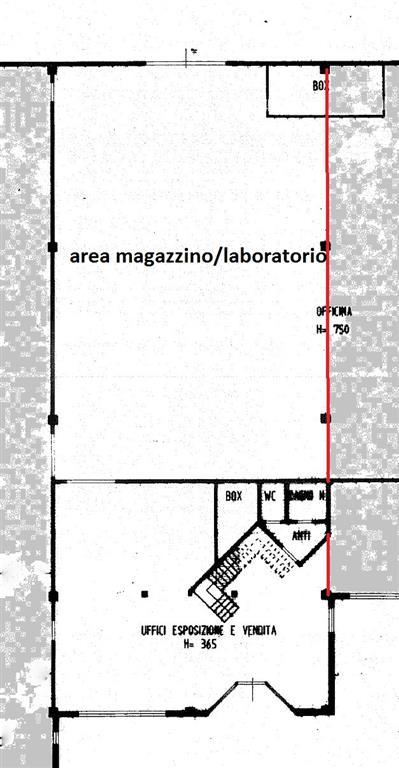 Immobile Commerciale in Affitto a Borgo Virgilio