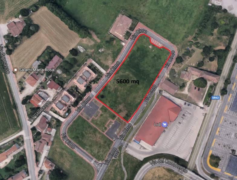 Terreno Edificabile Residenziale in vendita a Borgo Virgilio, 9999 locali, zona Località: FRAZIONI: CAPPELLETTA, prezzo € 140   CambioCasa.it