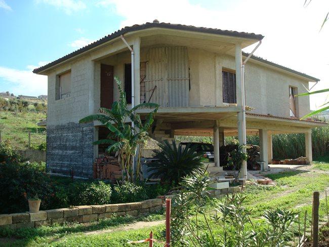 Villa in Vendita a Balestrate