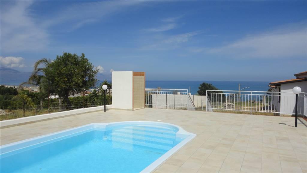Villa Bifamiliare in Affitto a Balestrate