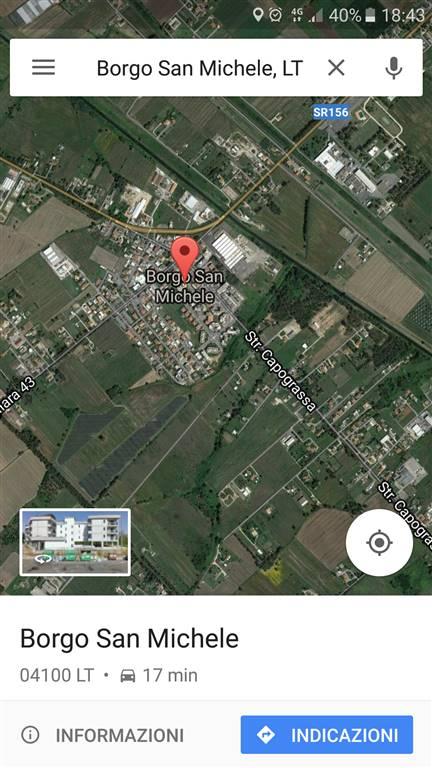 Appartamento in affitto a Latina, 3 locali, zona Zona: Borgo San Michele, prezzo € 480 | CambioCasa.it