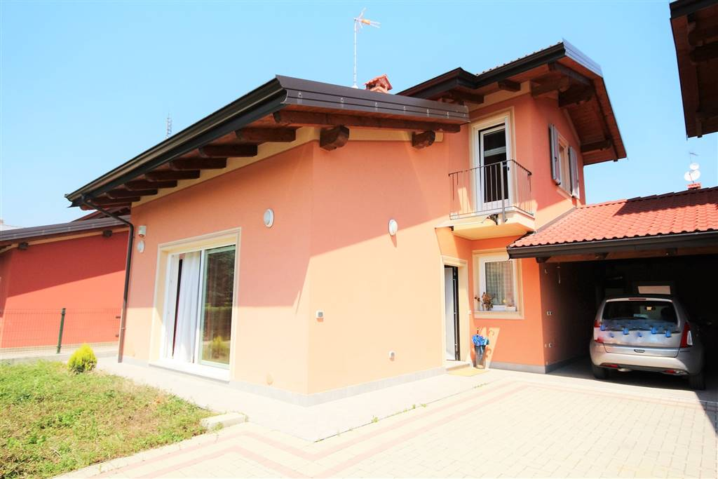 Villa a Schiera in Vendita a Chiusa di Pesio