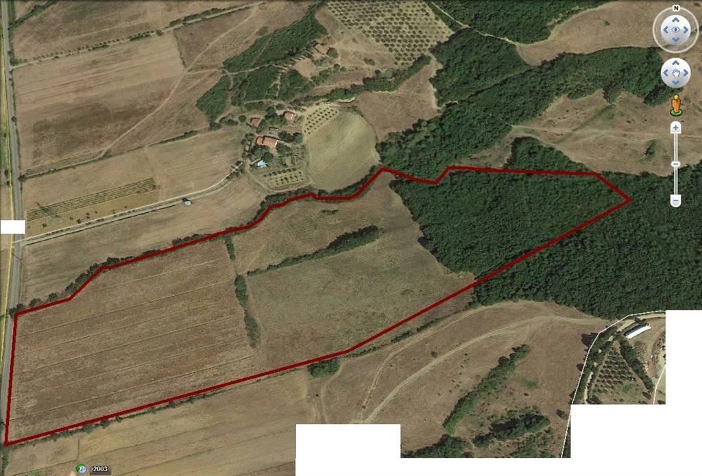 Terreno Agricolo in vendita a Suvereto, 9999 locali, prezzo € 140.000 | CambioCasa.it