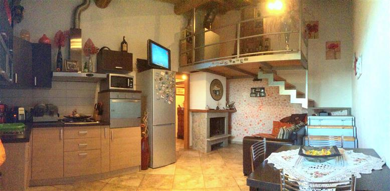 Appartamento in vendita a Suvereto, 3 locali, zona Località: BELVEDERE, prezzo € 160.000 | CambioCasa.it