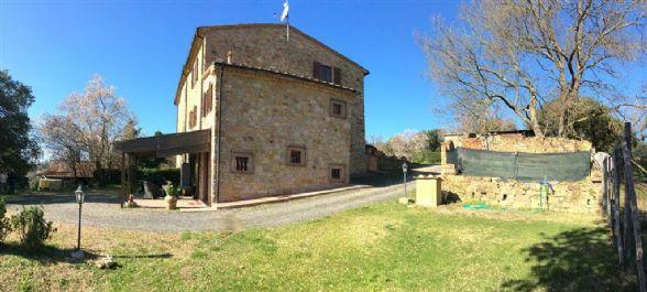 Appartamento in vendita a Monteverdi Marittimo, 6 locali, prezzo € 260.000   Cambio Casa.it