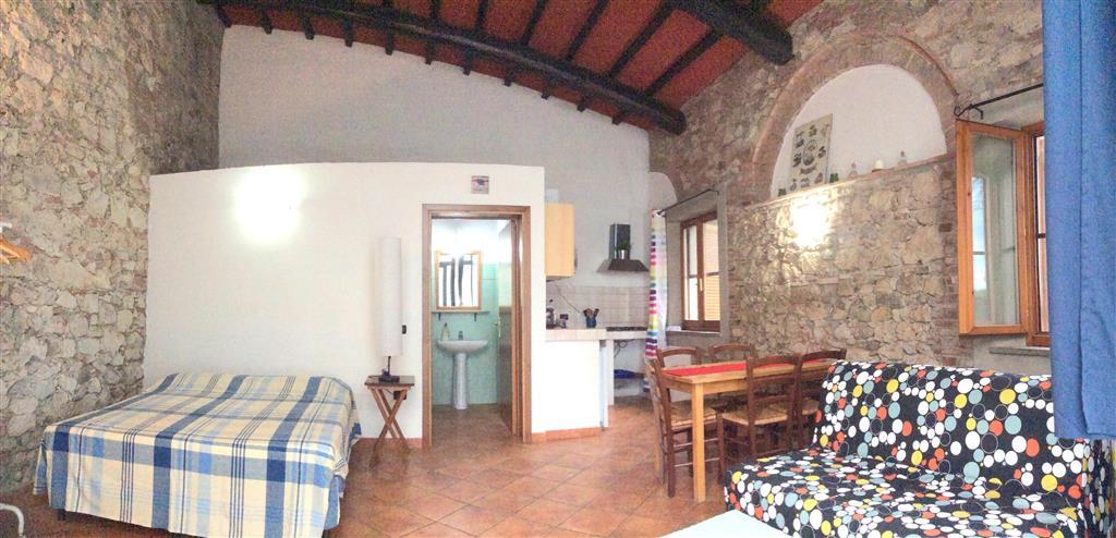 Appartamento in vendita a Suvereto, 1 locali, prezzo € 110.000   CambioCasa.it