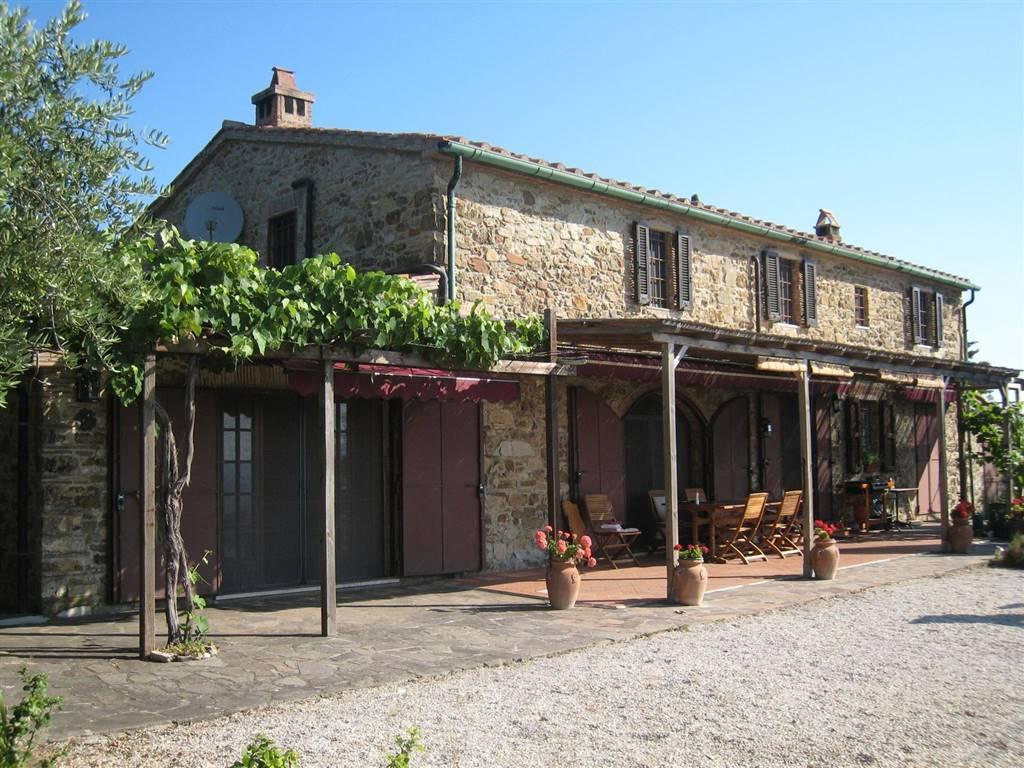 Rustico / Casale in vendita a Suvereto, 8 locali, prezzo € 1.250.000 | CambioCasa.it