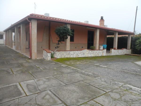 Villa in vendita a Carlentini, 5 locali, Trattative riservate | Cambio Casa.it