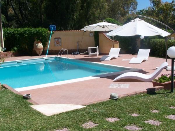 Villa in Vendita a Francofonte