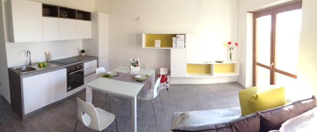 Appartamento in vendita a Capena, 2 locali, zona Località: BIVIO, prezzo € 128.000 | Cambiocasa.it