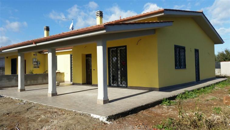 Villa in vendita a Fiano Romano, 3 locali, prezzo € 259.000 | Cambio Casa.it