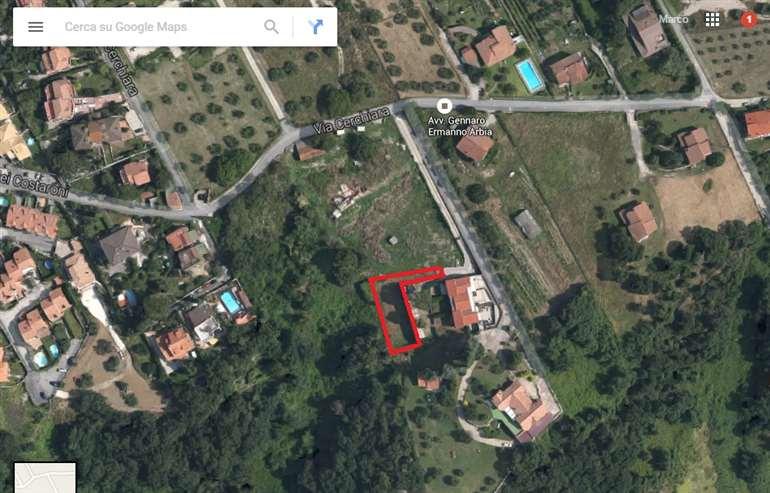 Terreno Edificabile Residenziale in vendita a Riano, 9999 locali, zona Località: MONTE PERAZZO, prezzo € 35.000 | Cambio Casa.it