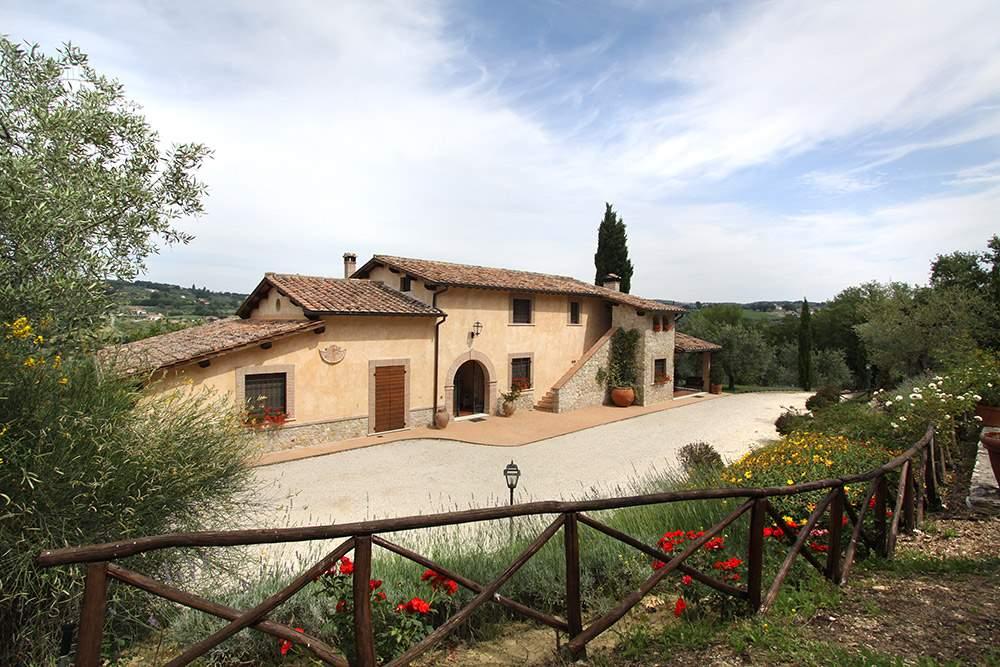 Rustico / Casale in vendita a Amelia, 10 locali, zona Zona: Fornole, prezzo € 1.299.000 | Cambio Casa.it