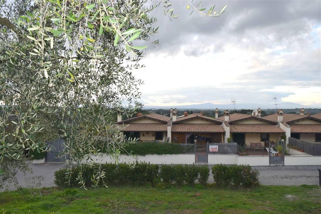Villa a Schiera in vendita a Morlupo, 5 locali, prezzo € 189.000 | Cambio Casa.it