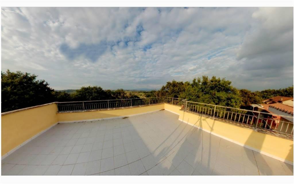 Appartamento in vendita a Capena, 3 locali, zona Località: COLLE DEL FAGIANO, prezzo € 105.000 | CambioCasa.it