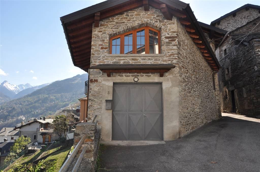 Casa singola a COSIO VALTELLINO 174 Mq | 6,5 Vani | Giardino 500 Mq