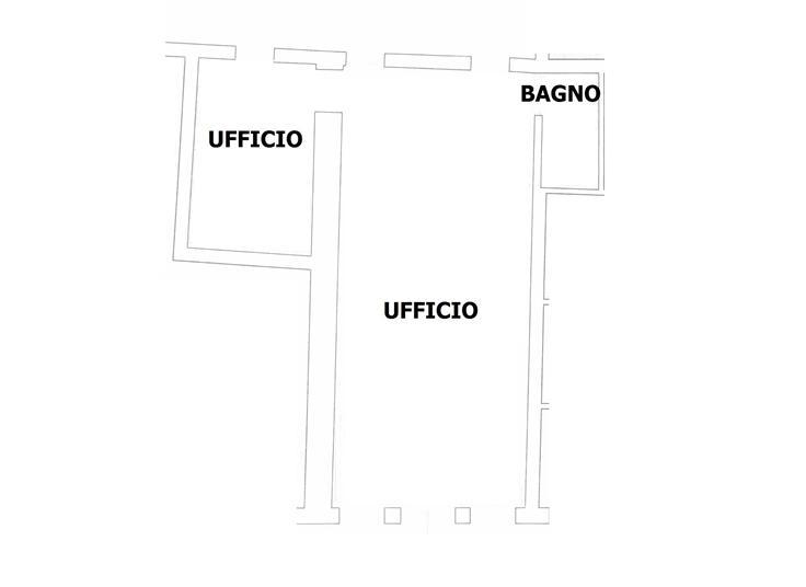 Ufficio / Studio in affitto a Chioggia, 2 locali, zona Località: CHIOGGIA CENTRO STORICO, prezzo € 450   Cambio Casa.it