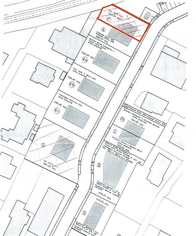 Terreno Edificabile Residenziale in vendita a Chioggia, 9999 locali, zona Zona: Sottomarina, prezzo € 80.000 | CambioCasa.it