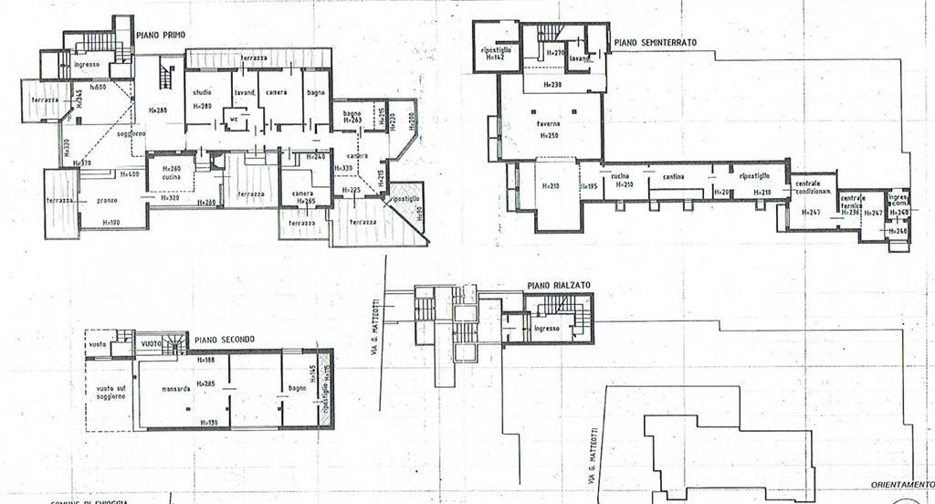 Villa in vendita a Chioggia, 22 locali, zona Località: BORGO SAN GIOVANNI, Trattative riservate | CambioCasa.it