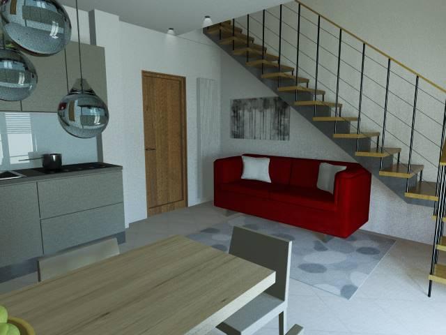 Appartamento in vendita a Bagnolo Cremasco, 2 locali, prezzo € 78.000 | CambioCasa.it