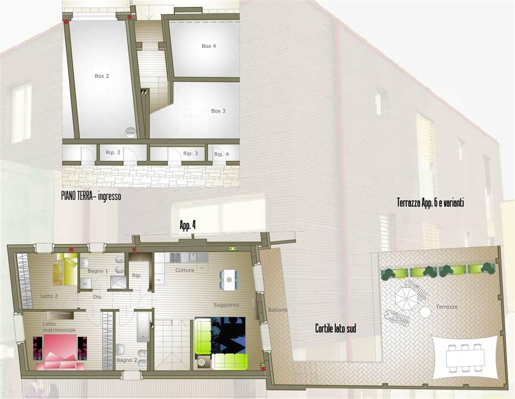 Appartamento Vendita Crema