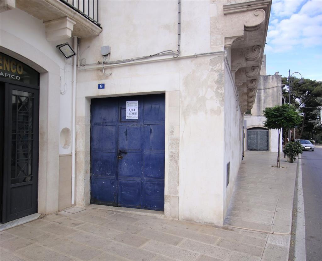 Box / Garage in vendita a Martina Franca, 1 locali, zona Località: CARMINE, prezzo € 28.000 | Cambio Casa.it