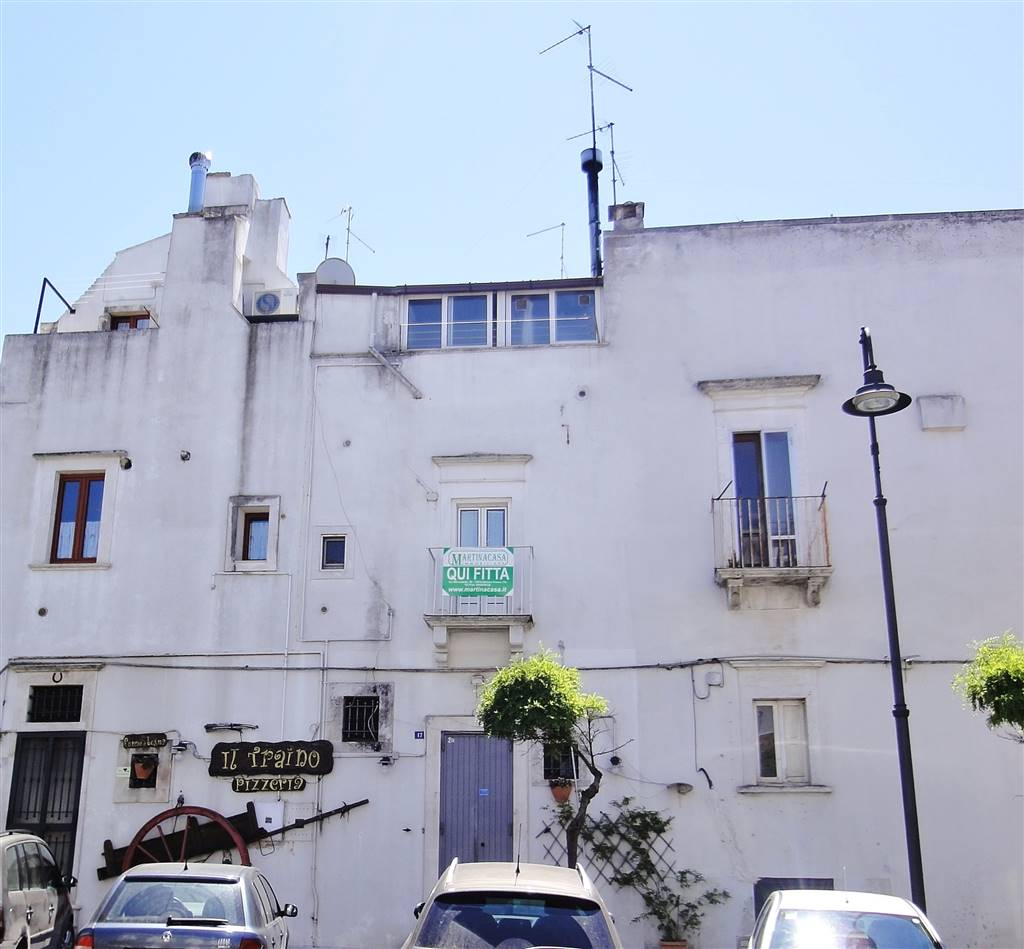 Soluzione Indipendente in affitto a Martina Franca, 3 locali, zona Località: CENTRO STORICO, prezzo € 350 | CambioCasa.it