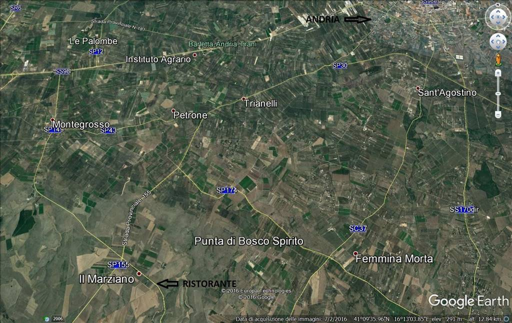 Villa in vendita a Andria, 6 locali, zona Località: SEMICENTRO, prezzo € 200.000 | Cambio Casa.it