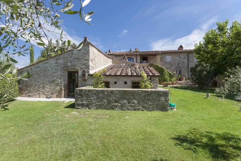 Soluzione Indipendente in vendita a Tavarnelle Val di Pesa, 10 locali, zona Zona: San Donato in Poggio, prezzo € 1.500.000 | Cambio Casa.it