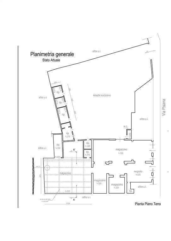 Negozio / Locale in vendita a Scandicci, 4 locali, zona Zona: Casellina, prezzo € 450.000 | CambioCasa.it