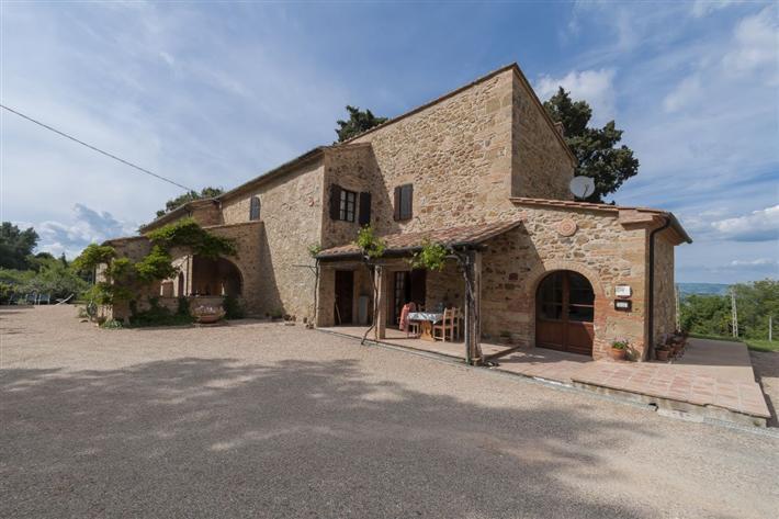 Rustico / Casale in vendita a Volterra, 9 locali, prezzo € 950.000 | Cambio Casa.it