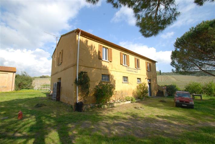 Rustico / Casale in vendita a Monteverdi Marittimo, 7 locali, prezzo € 450.000 | Cambio Casa.it