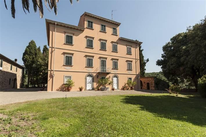 Villa in vendita a Campiglia Marittima, 18 locali, Trattative riservate | Cambio Casa.it