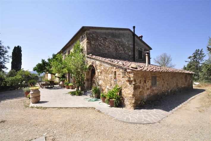 Rustico / Casale in vendita a Suvereto, 9 locali, prezzo € 380.000   Cambio Casa.it