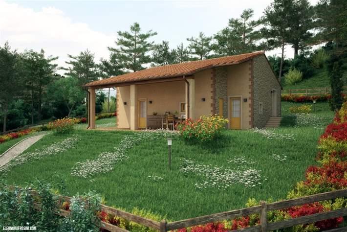 Villa in vendita a Monteverdi Marittimo, 6 locali, prezzo € 200.000 | Cambio Casa.it