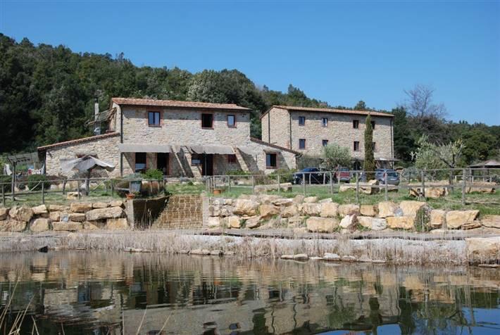 Agriturismo in Vendita a Monterotondo Marittimo