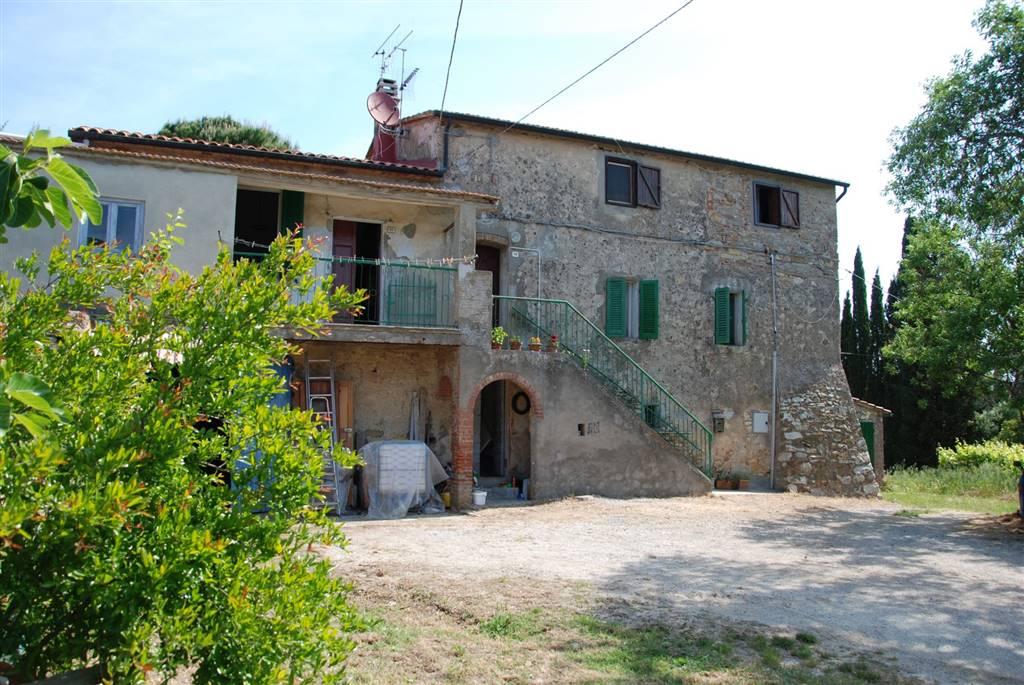 Rustico / Casale in vendita a Suvereto, 10 locali, prezzo € 270.000   Cambio Casa.it