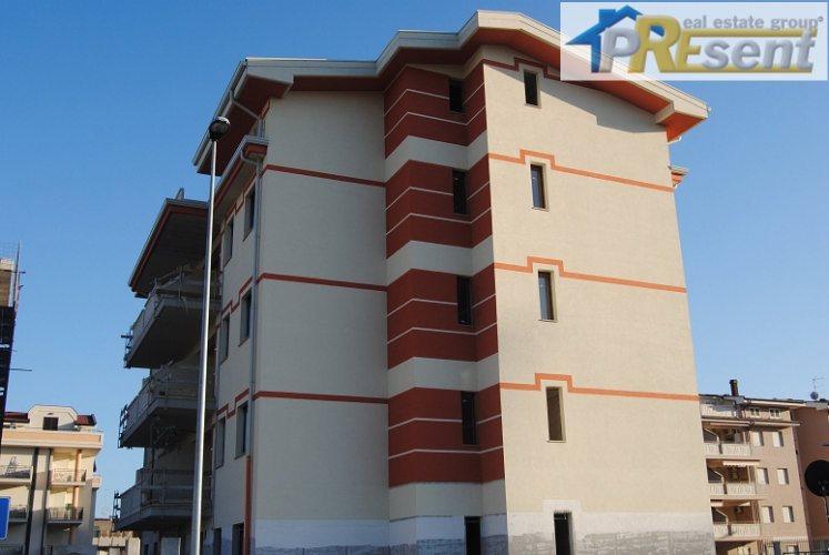 Quadrilocale, Vasto Marina, Vasto, in nuova costruzione