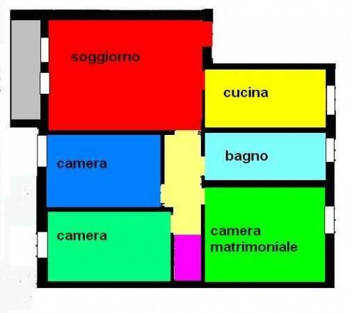 Appartamento in vendita a Chioggia, 4 locali, prezzo € 175.000   Cambio Casa.it