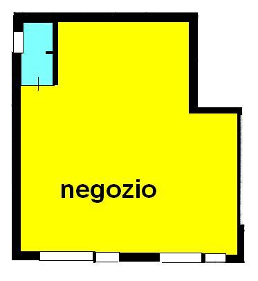 Negozio / Locale in vendita a Chioggia, 1 locali, zona Zona: Sottomarina, prezzo € 170.000 | Cambio Casa.it