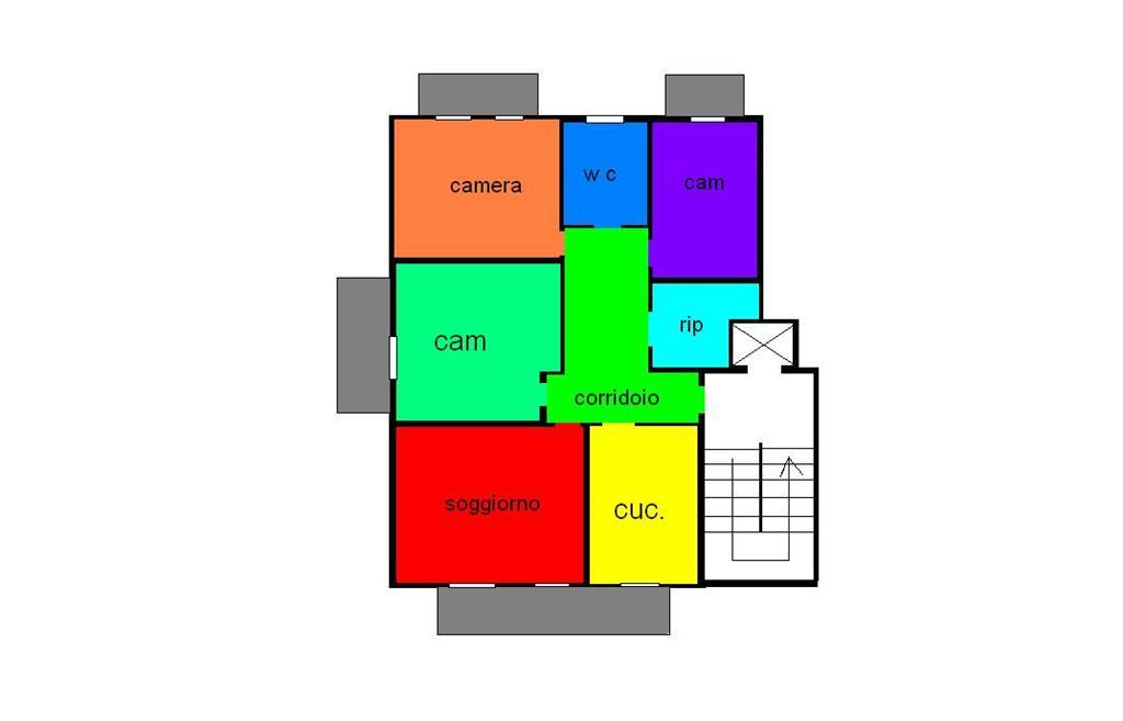 Appartamento in Affitto a Chioggia