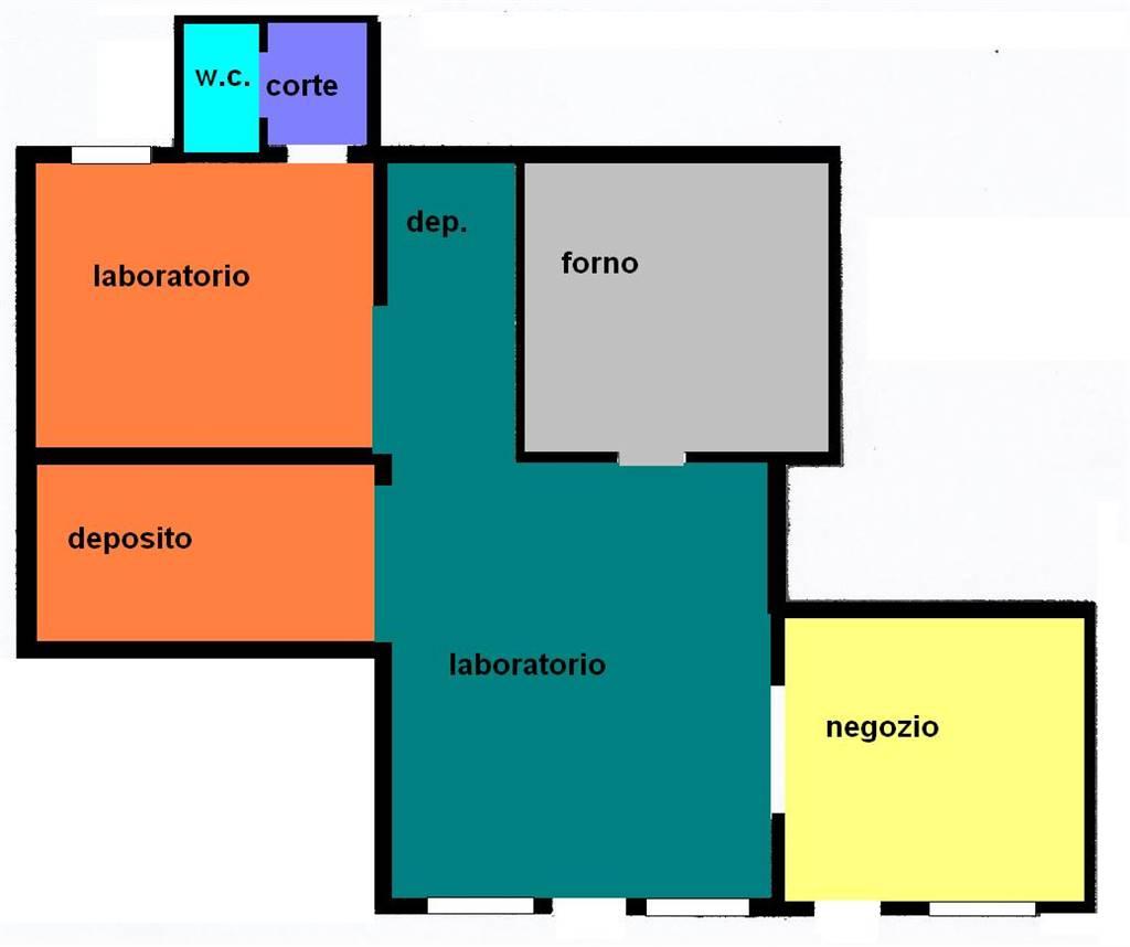 Negozio / Locale in vendita a Chioggia, 4 locali, prezzo € 90.000 | Cambio Casa.it