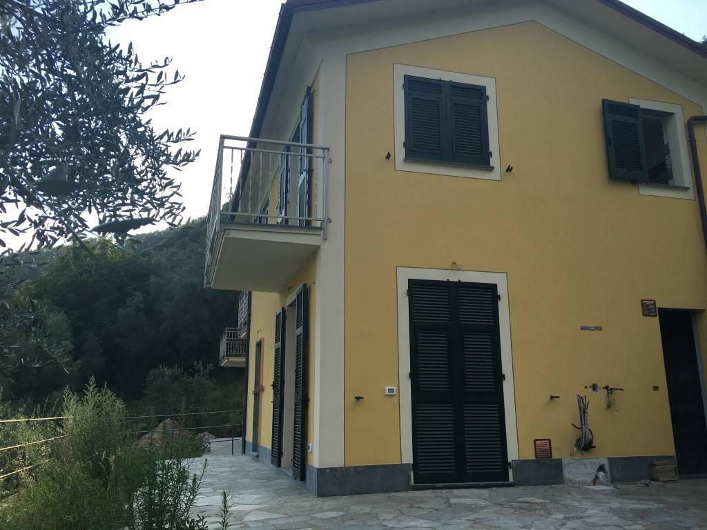 Casa semi indipendente, San Pietro Di Sturla, Carasco, in nuova costruzione