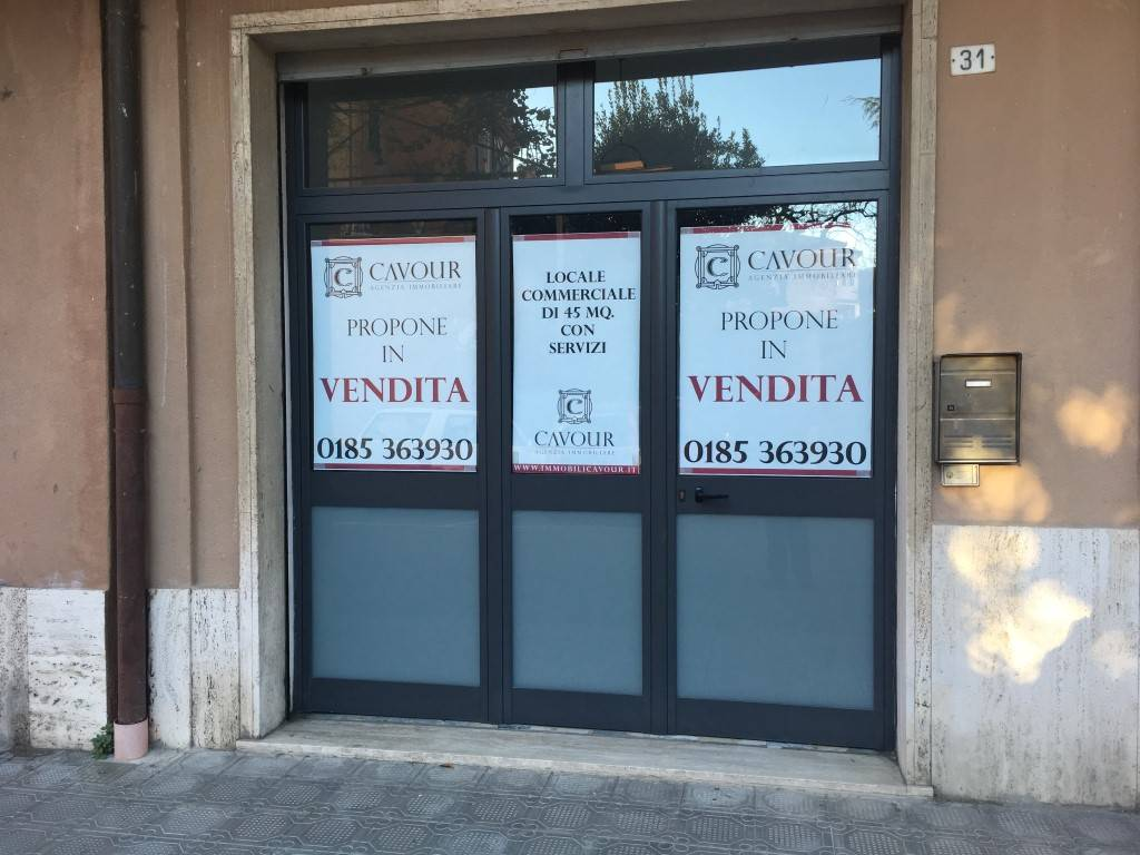 Negozio / Locale in vendita a Lavagna, 2 locali, prezzo € 75.000 | CambioCasa.it