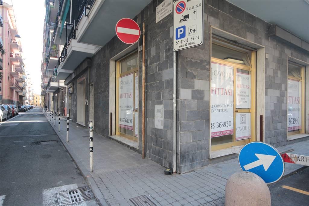 Negozio / Locale in affitto a Chiavari, 1 locali, zona Località: CAMPO SPORTIVO, prezzo € 550 | CambioCasa.it