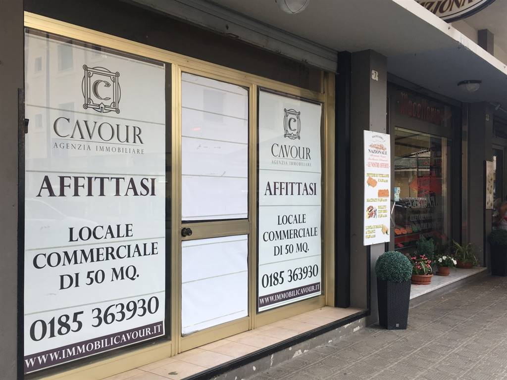Negozio / Locale in affitto a Lavagna, 1 locali, zona Località: CENTRO, prezzo € 550   CambioCasa.it
