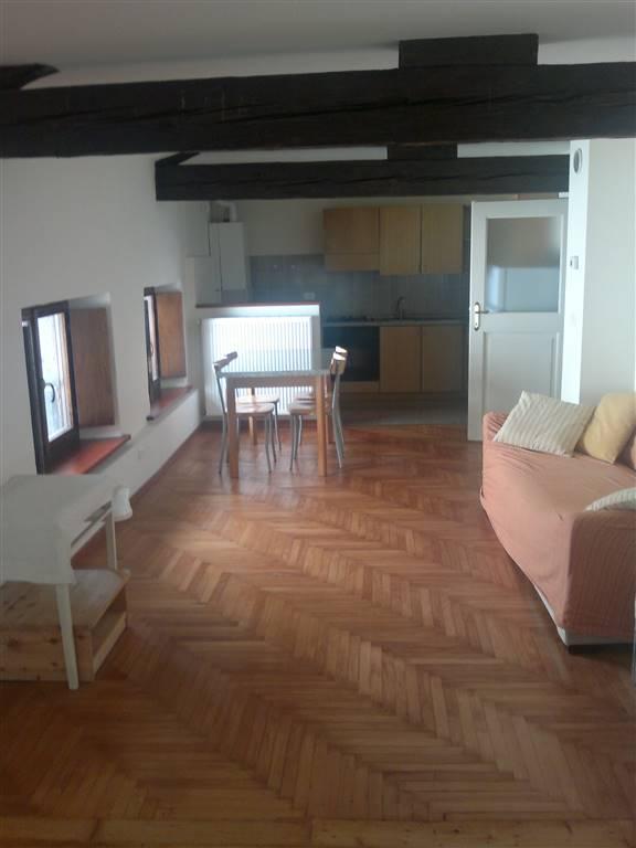 Appartamento in affitto a Udine, 6 locali, zona Zona: Centro storico, prezzo € 500 | CambioCasa.it